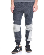 Men - Colorblock Panel Jogger
