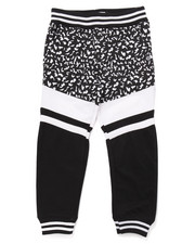 Boys - CUT & SEW PRINTED JOGGERS (4-7)
