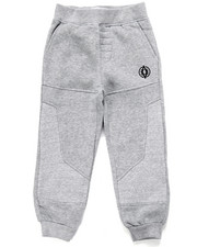 Boys - FLEECE MOTO JOGGERS (4-7)