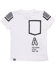 Boys - LEGACY POCKET TEE (4-7)