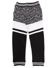 Boys - CUT & SEW PRINTED JOGGERS (8-20)