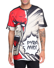 Men - B P Superhero S/S Tee