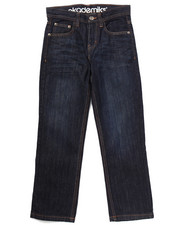 Sizes 8-20 - Big Kids - FANBACK JEANS (8-20)