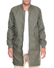Outerwear - Ma 1 Elongated Nylon Jacket