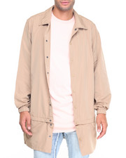 Outerwear - LANGER HYBRID COACHES JACKET