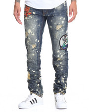Jeans & Pants - Heritage America Distressed Denim Jeans