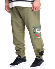 Jeans & Pants - Camo Sweatpant (B&T)