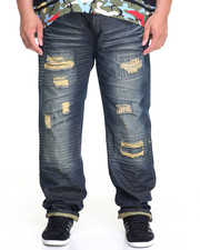 Men - Mohawk Patch Jean (B&T)