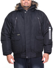 Men - Everest 80/20 Down Filled Snorkel Bomber (B&T)