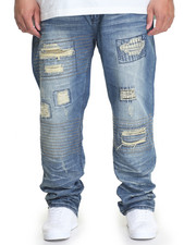Jeans & Pants - Mohawk Patch Jean (B&T)
