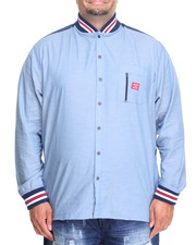 Parish - L/S Button-Down (B&T)