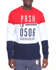 Parish - YD Stripe L/S T-Shirt