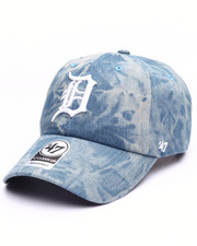 Men - Detroit Tigers Hard Wash Clean Up 47 Strapback Cap