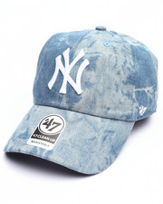 Men - New York Yankees Hard Wash Clean Up 47 Strapback Cap
