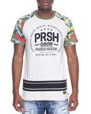 Parish - Camo S/S T-Shirt