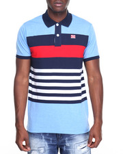 Parish - YD Stripe Polo