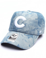 Hats - Chicago Cubs Hard Wash Clean Up 47 Strapback Cap