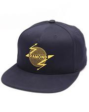 Men - Diamond Bolt Snapback Cap