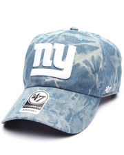 Hats - New York Giants Hard Wash Clean Up 47 Strapback Cap
