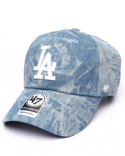 NBA, MLB, NFL Gear - Los Angeles Dodgers Hard Wash Clean Up 47 Strapback Cap