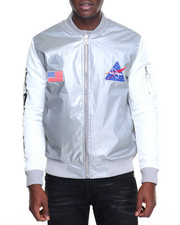 Outerwear - Moon Walk 3 M Bomber Jacket