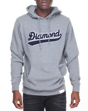 Hoodies - Diamond League Chenille Applique Hoodie