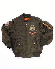 Girls - FLIGHT JACKET (4-6X)