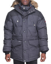 Outerwear - Frostmaster X - Quilt Two - Toned Snorkel Coat