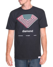 Shirts - Diamond Overlay Tee