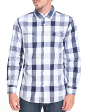 Shirts - Ollie Plaid L/S Button-Down