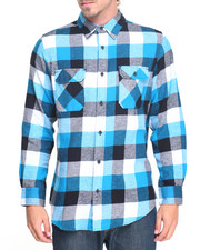 Shirts - Buffalo Plaid Shirt