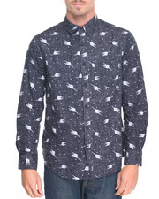 Shirts - Cats Buttondown Shirt