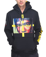 Men - Lee Crosshairs Pullover Hoodie