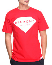 Diamond Supply Co - Solid Stone Tee