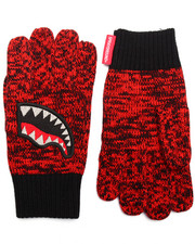 Sprayground - Red Knit Gloves