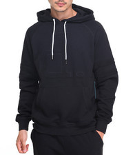 Hoodies - Un Polo Pullover Hoodie