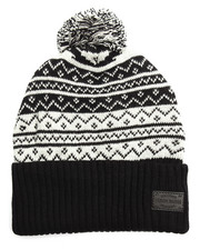 Men - Knit Beanie