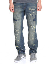 Men - Roc Distressed Jeans