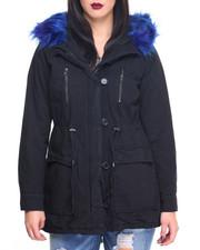 Women - Heavy Puffer Parka Talson Anorak Coat