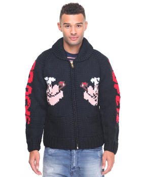 Men - Popeye Cowichan Sweater