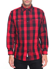 Men - Ollie Plaid L/S Button-Down