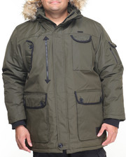 Men - Parka w/ Hood (B&T)