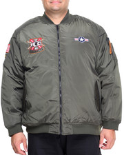 Men - Flight Jacket (B&T)