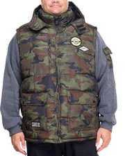 Men - Bubble Vest w/ Sleeve (B&T)