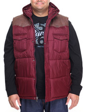 Outerwear - Bubble Vest (B&T)