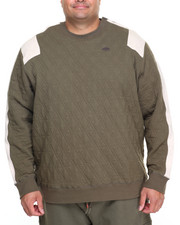 Men - Quilt Sweatshirt (B&T)