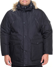 Outerwear - Hooded Parka (B&T)