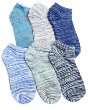 Women - Space Dye 6Pk Low Cut Socks
