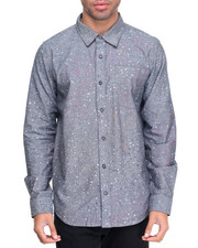 LRG - Splatter L/S Button-Down
