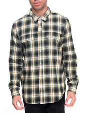LRG - Vice L/S Flannel Button-Down